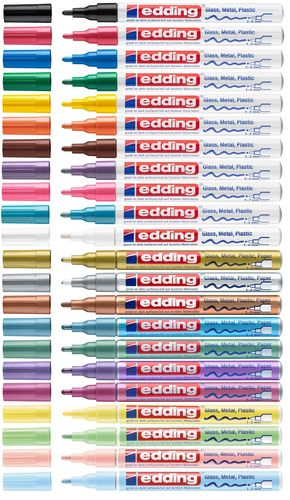 edding 751 gloss paint marker