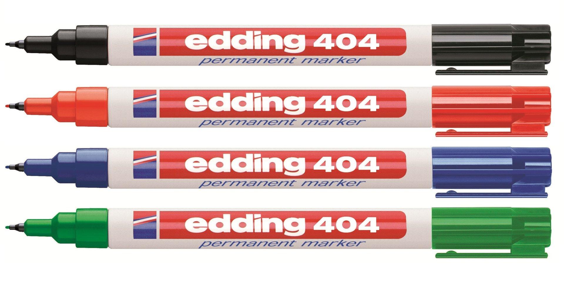 10 edding 404 Permanentmarker